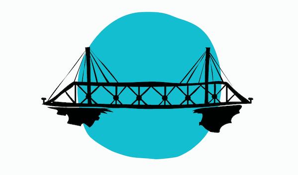 kuvituskuva sillasta