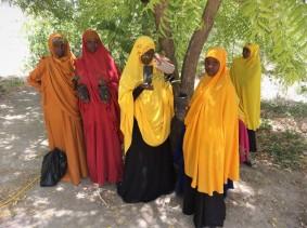 Ramaad- ympäristöhanke Somaliassa