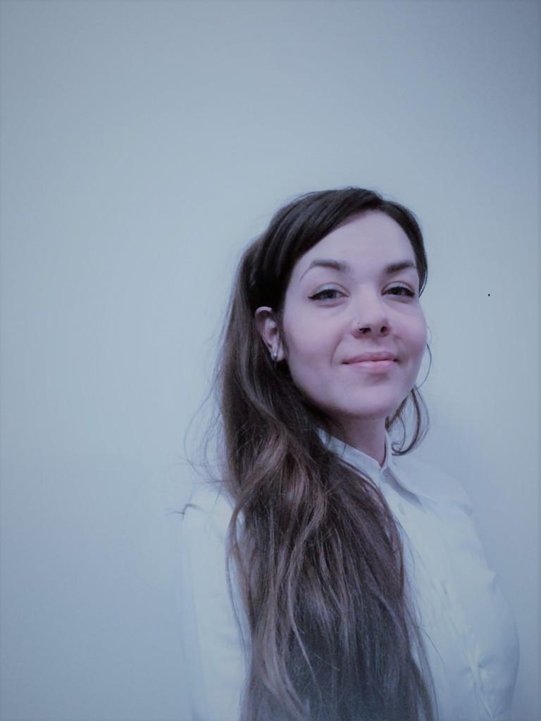 kuvassa Rosa Rantanen