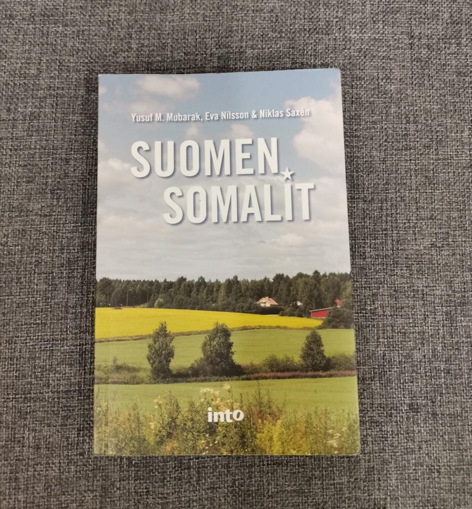 Suomen Somalit-kirja.